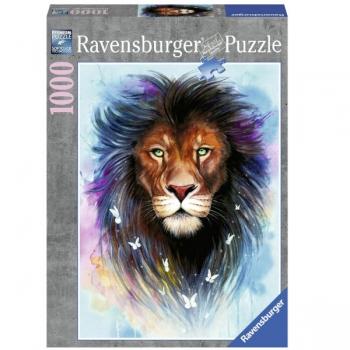 Ravensburger Puzzles 1000Pce Majestic Lion