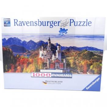 Ravensburger Puzzles 1000Pce Castle Bavaria