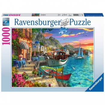 Ravensburger Puzzles 1000Pce Grandiose Greece