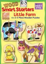RGS Puzzle Little Farm 2&3pcs