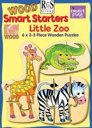 RGS Puzzle Little Zoo 2&3pcs