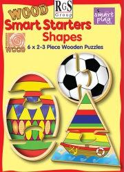 RGS Puzzle Starter Shapes 2&3pcs