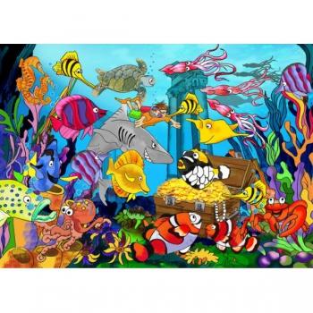 RGS Puzzles Underwater 24Pce