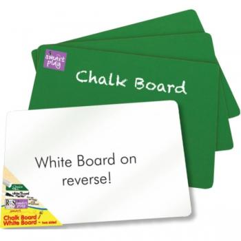 Chalk Board / White Board Two Sided