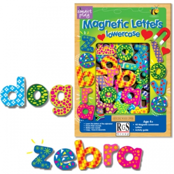 RGS Magnetic Letters Lowercase