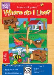 RGS Puzzle Where Do I Live