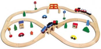 VIGA Train Set (49 pce)