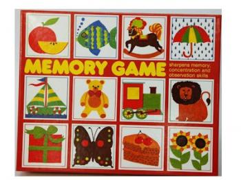 Memory Family Game