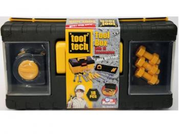 18 Pce Tool Box