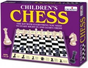 Creatives Children Chess