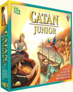 Board Game Catan Junior