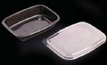 P0431 Lasagne Clear Plastic Lid (500)