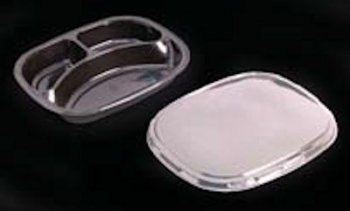 P0467 Meal Oval Lid (500)