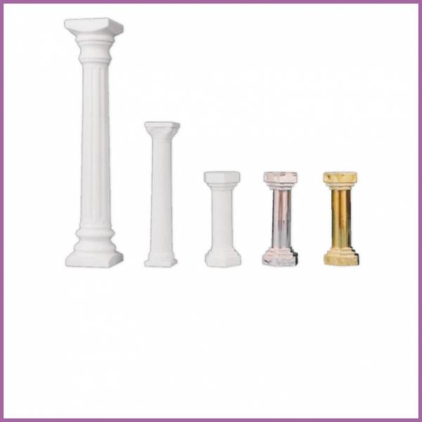 Cake Pillars